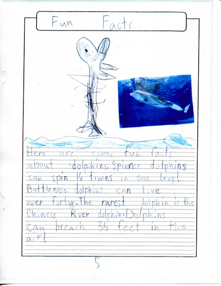 Adorable Dolphins Page 7